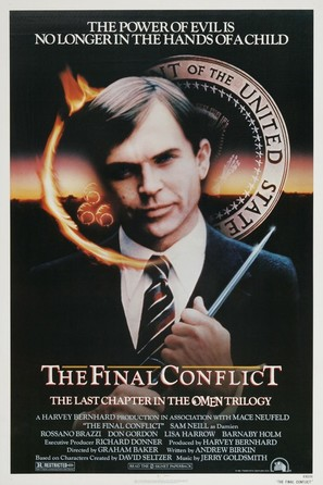 The Final Conflict - Movie Poster (thumbnail)