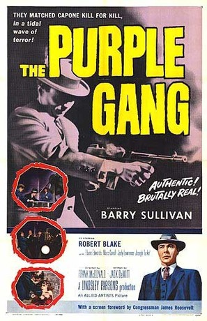 The Purple Gang - Movie Poster (thumbnail)
