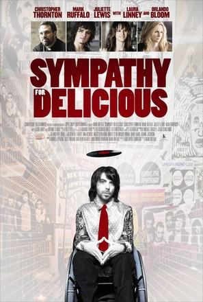 Sympathy for Delicious - Theatrical movie poster (thumbnail)