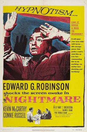 Nightmare - Movie Poster (thumbnail)