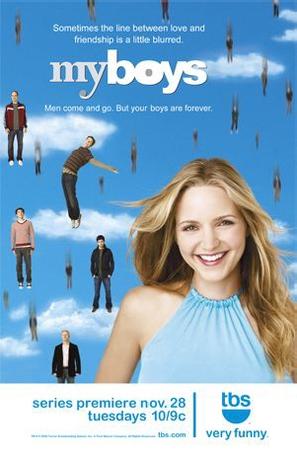 """""""My Boys"""" - poster (thumbnail)"""
