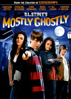 Mostly Ghostly - Movie Cover (thumbnail)
