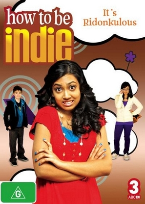 """How to Be Indie"" - Australian DVD cover (thumbnail)"