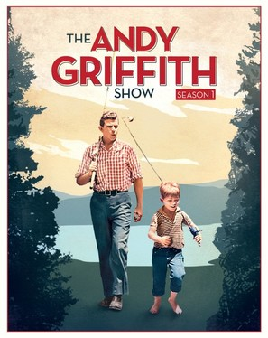 """The Andy Griffith Show"" - DVD movie cover (thumbnail)"
