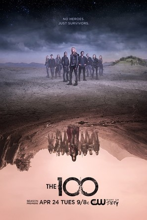 """The 100"" - Movie Poster (thumbnail)"