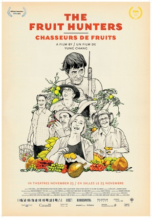 The Fruit Hunters - Canadian Movie Poster (thumbnail)