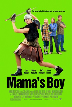 Mama's Boy - Movie Poster (thumbnail)