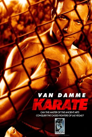 Karate - Movie Poster (thumbnail)
