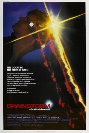 Brainstorm - Movie Poster (thumbnail)