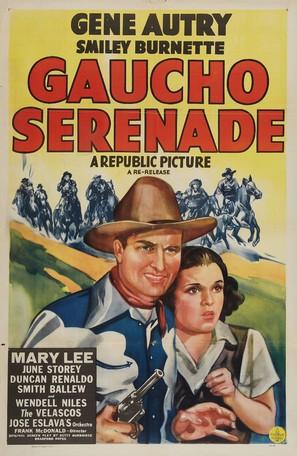 Gaucho Serenade - Movie Poster (thumbnail)
