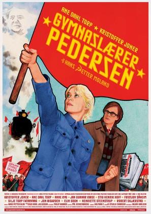 Gymnaslærer Pedersen - Norwegian poster (thumbnail)