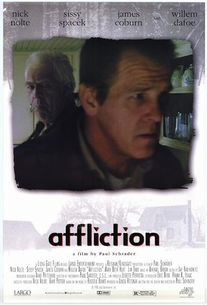 Affliction - Movie Poster (thumbnail)