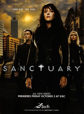 """Sanctuary"" - Movie Poster (thumbnail)"