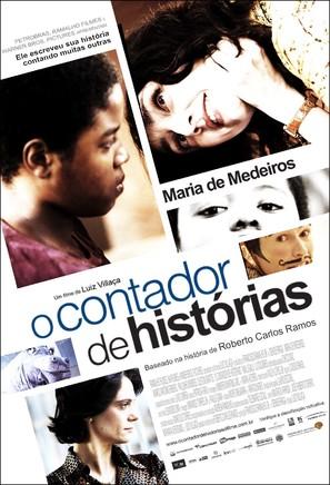 O Contador de Historias - Brazilian Movie Poster (thumbnail)