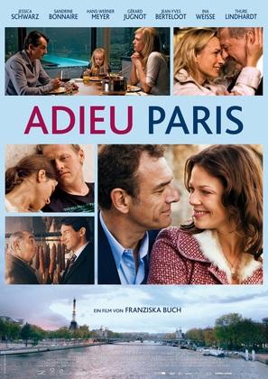 Adieu Paris - German Movie Poster (thumbnail)