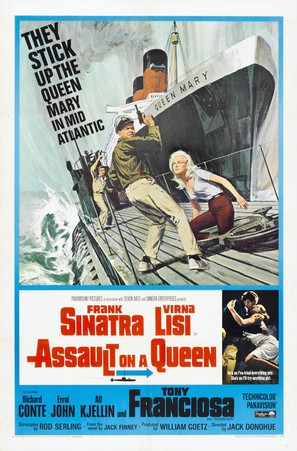 Assault on a Queen - Movie Poster (thumbnail)