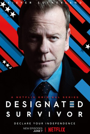 """Designated Survivor"" - Movie Poster (thumbnail)"