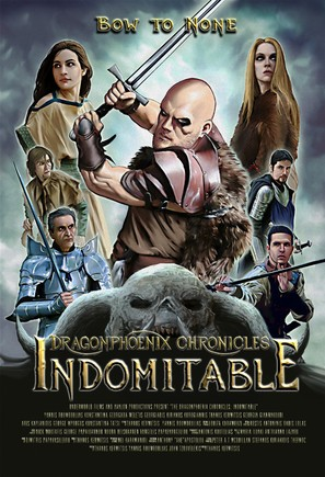 The Dragonphoenix Chronicles: Indomitable - Movie Poster (thumbnail)