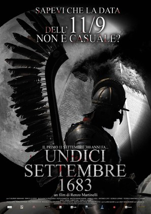 11 settembre 1683 - Italian Movie Poster (thumbnail)