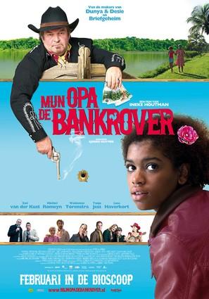 Mijn Opa de Bankrover - Dutch Movie Poster (thumbnail)