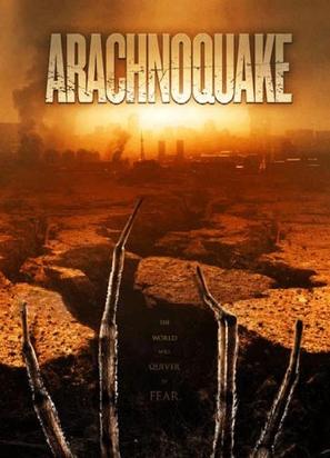 Arachnoquake - Movie Poster (thumbnail)