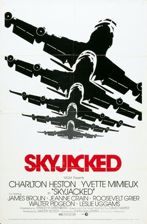 Skyjacked - Movie Poster (thumbnail)