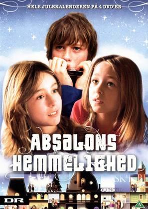 """Absalons hemmelighed"" - Danish DVD cover (thumbnail)"