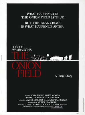 The Onion Field - Movie Poster (thumbnail)