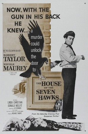 The House of the Seven Hawks - Movie Poster (thumbnail)