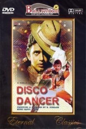 Disco Dancer - Indian Movie Cover (thumbnail)