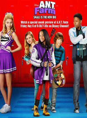 """""""A.N.T. Farm"""" - Movie Poster (thumbnail)"""
