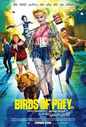 Harley Quinn: Birds of Prey - International Movie Poster (thumbnail)