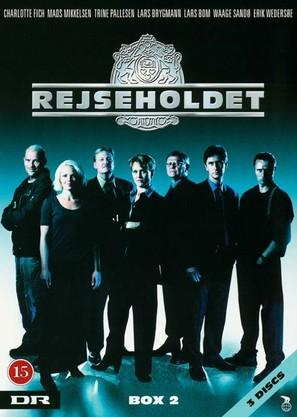"""""""Rejseholdet"""" - Danish DVD movie cover (thumbnail)"""