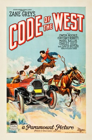 Code of the West - Movie Poster (thumbnail)