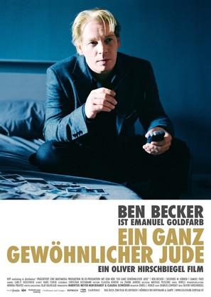 Ganz gewöhnlicher Jude, Ein - German poster (thumbnail)