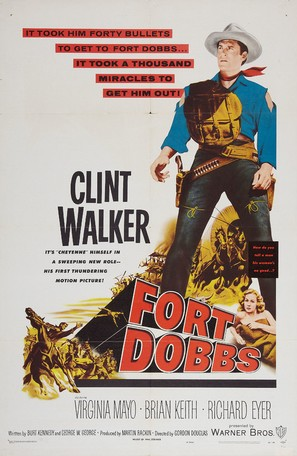 Fort Dobbs - Movie Poster (thumbnail)