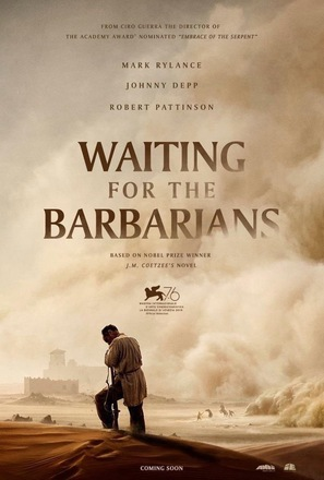Waiting for the Barbarians - Italian Movie Poster (thumbnail)