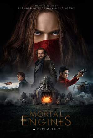 Mortal Engines - Movie Poster (thumbnail)