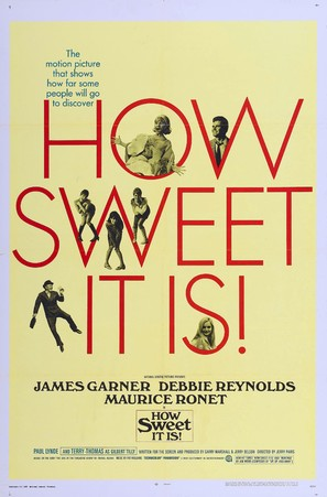 How Sweet It Is! - Movie Poster (thumbnail)