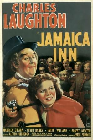 Jamaica Inn - British Movie Poster (thumbnail)