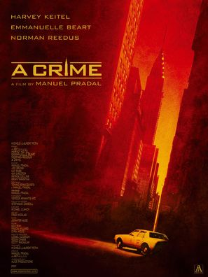 A Crime - Movie Poster (thumbnail)