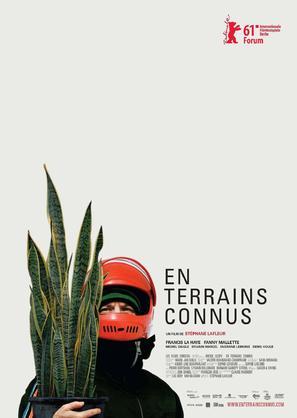 En terrains connus - Canadian Movie Poster (thumbnail)