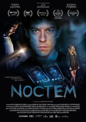 Noctem - Spanish Movie Poster (thumbnail)