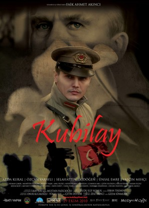 Kubilay  - Turkish Movie Poster (thumbnail)