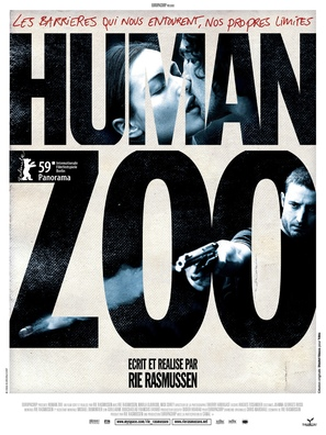 Human Zoo - French Movie Poster (thumbnail)