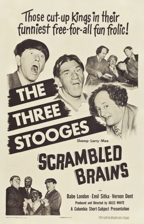 Scrambled Brains - Movie Poster (thumbnail)