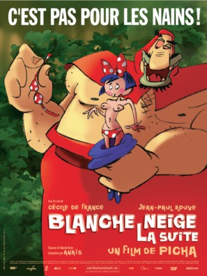 Blanche-Neige, la suite - French poster (thumbnail)