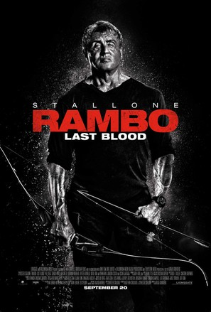 Rambo: Last Blood - Movie Poster (thumbnail)