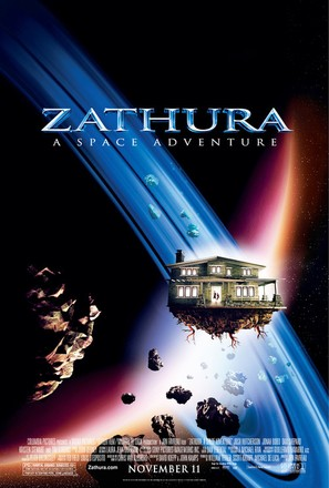 Zathura: A Space Adventure - Movie Poster (thumbnail)