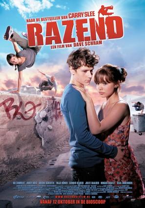 Razend - Dutch Movie Poster (thumbnail)